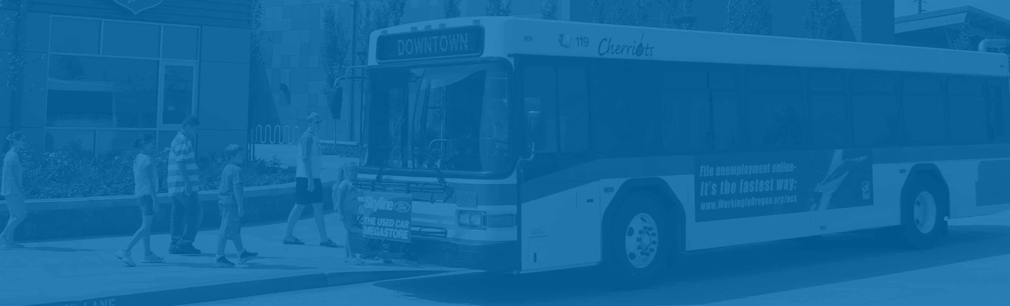 Cherriots Public Transit For The Salem Or Region
