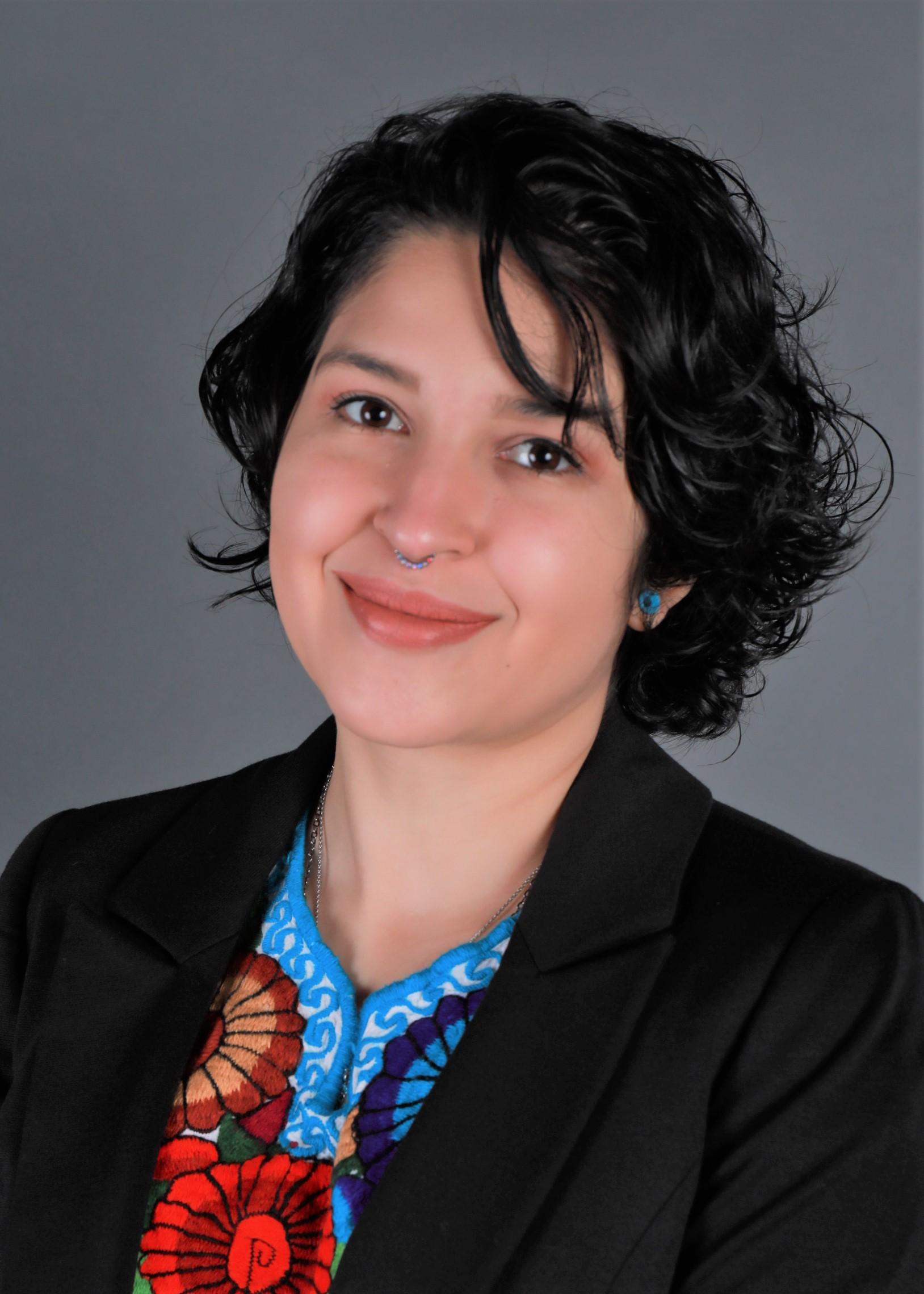 Director Maria Hinojos Pressey