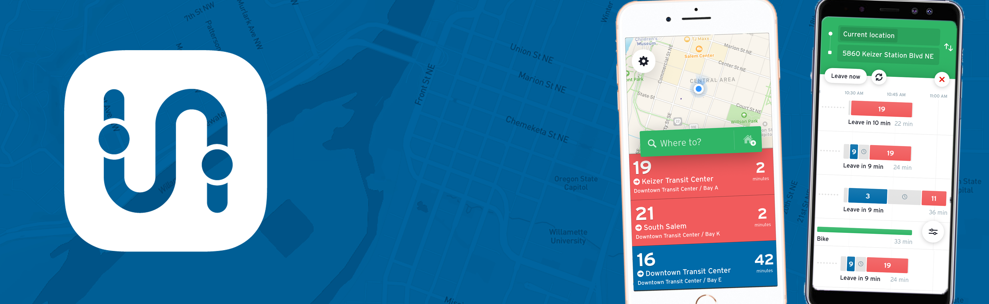 Cherriots | Transit App on map wedding, map travel, map project,